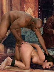 Slave is trained as her master needs!