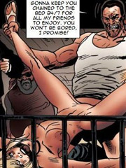 Busty 3d bimbo gets banged hard in medieval torture room. tags: blowjob, redhead, hardcore, naked girl.